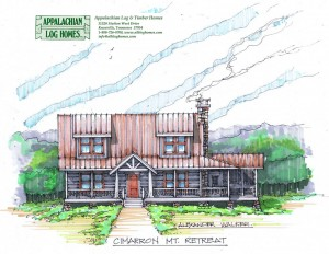 Cimarron-Mountain-Retreat-Front-Elevation