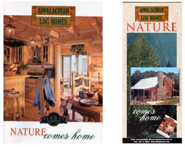 Appalachian Log Homes OnLine Printed Material