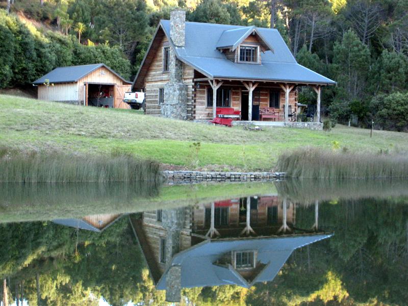 Superior Log Home Building Material - Appalachian Log & Timber ...