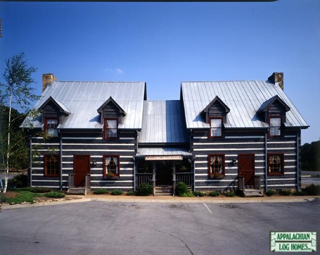 Address Appalachian Log Timber Homes Rustic Design