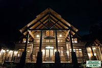[28] Custom Retreat in North Carolina Mtns (Night)