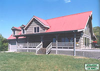 [06] Custom Home, Tellico Plains, TN