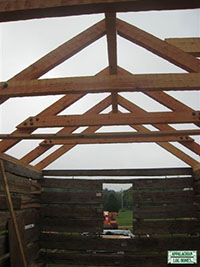 [1] Heavy Timber Roof System in Roane County, TN