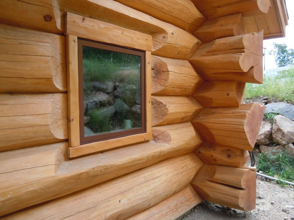 Superbe Round Logs 5